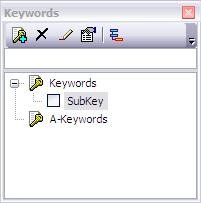keywords_organizer
